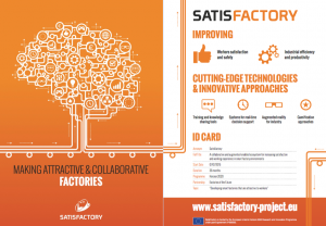 SatisFactory Flyer rectoverso resources